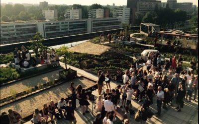 Het eerste crowdfunding en crowdsourcing platform voor groene daken ter wereld live!