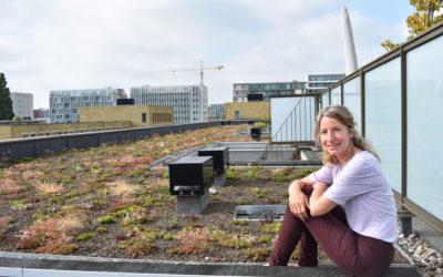 Lommerrijk: dakboswachter Johanna vertelt