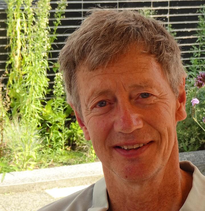 Wijkaanjager Paul Eilbracht