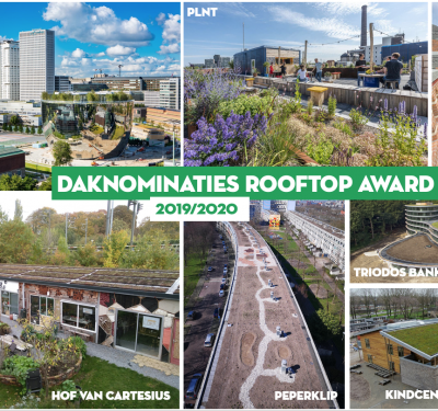 Daknominaties Rooftop Award 2019/2020