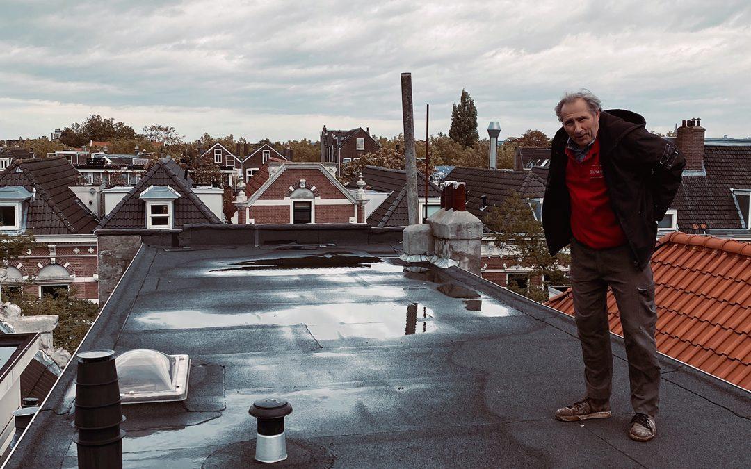 De dakdroom van Peter
