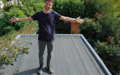 Aftrap project Nijmegen: dakeigenaresse Thea aan het woord!