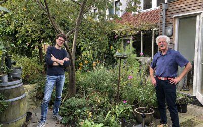 De Anne Frankwijk in Diemen heeft groene voornemens