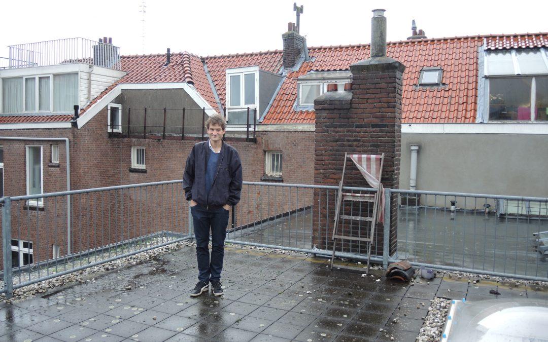 De dakdroom van Phillipe