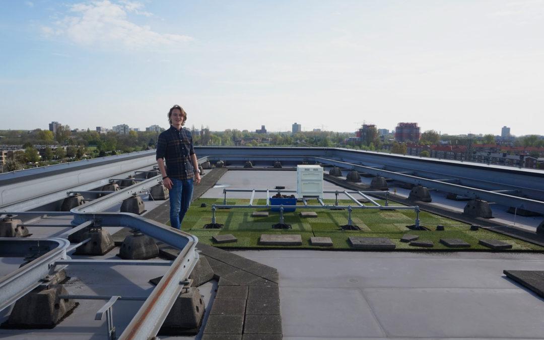 Duurzame Daken Kansenkaart voor Haagse Green Business Club