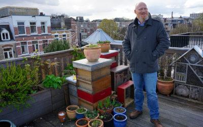 Stadsimkeren op het dak: een bijzondere hobby